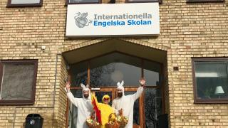 Happy Easter from IESÖ!